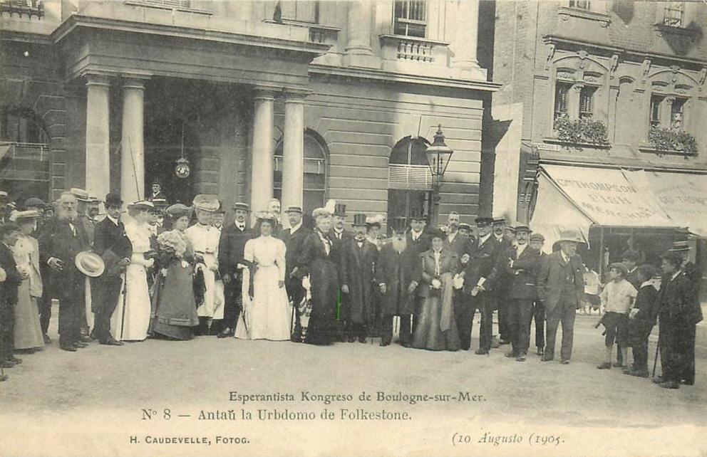 Boulogne-sur-mer 1905