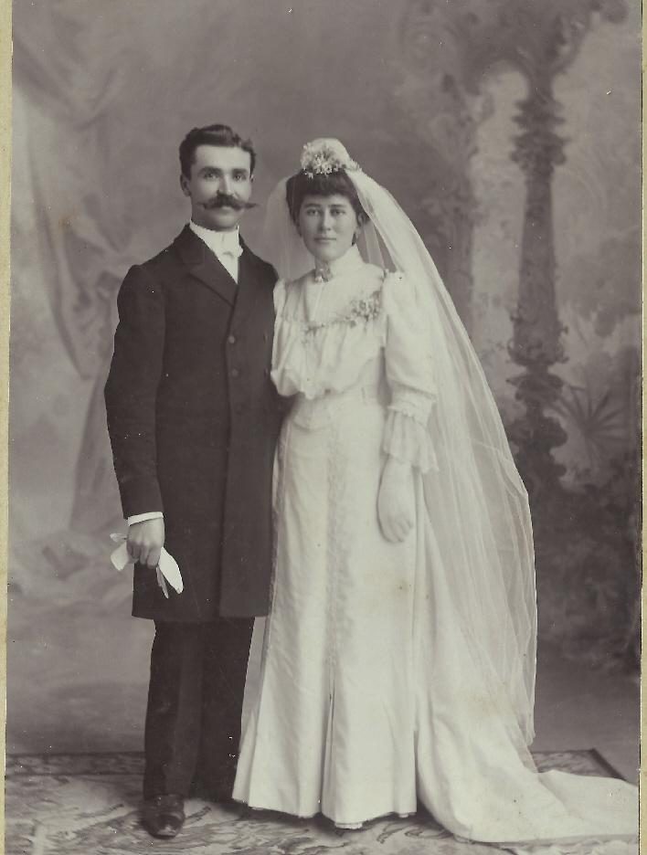 Mariage Haumuller