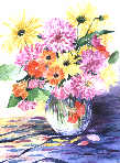 bouquet automnal