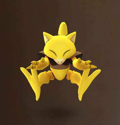 pokemon go Abra