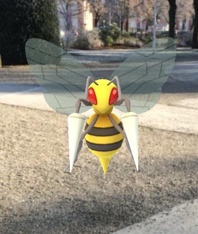 pokemon go Dardargnan