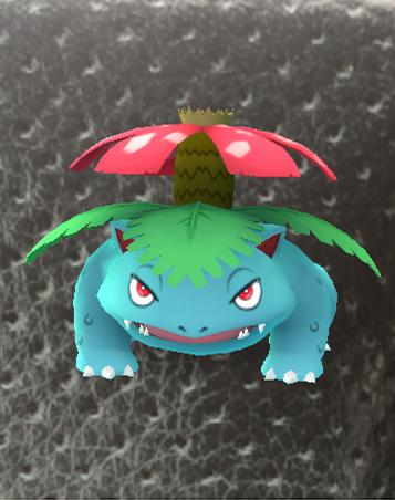 pokemon go Florizare